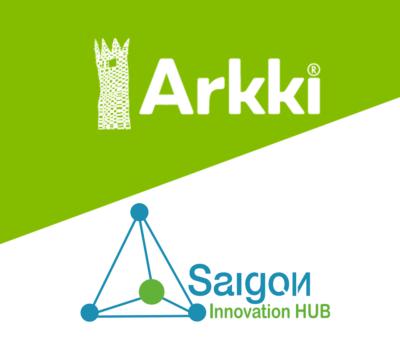 Arkki starting collaboration in Vietnam