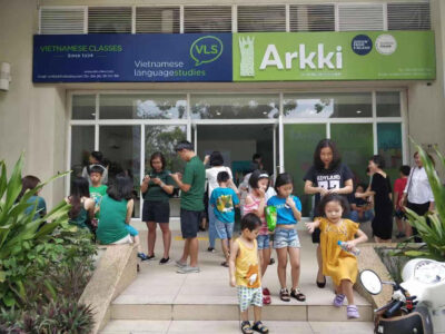 Arkki Vietnam opens two new centers in Ho Chi Minh City