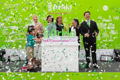 Arkki Grand opening in Thailand