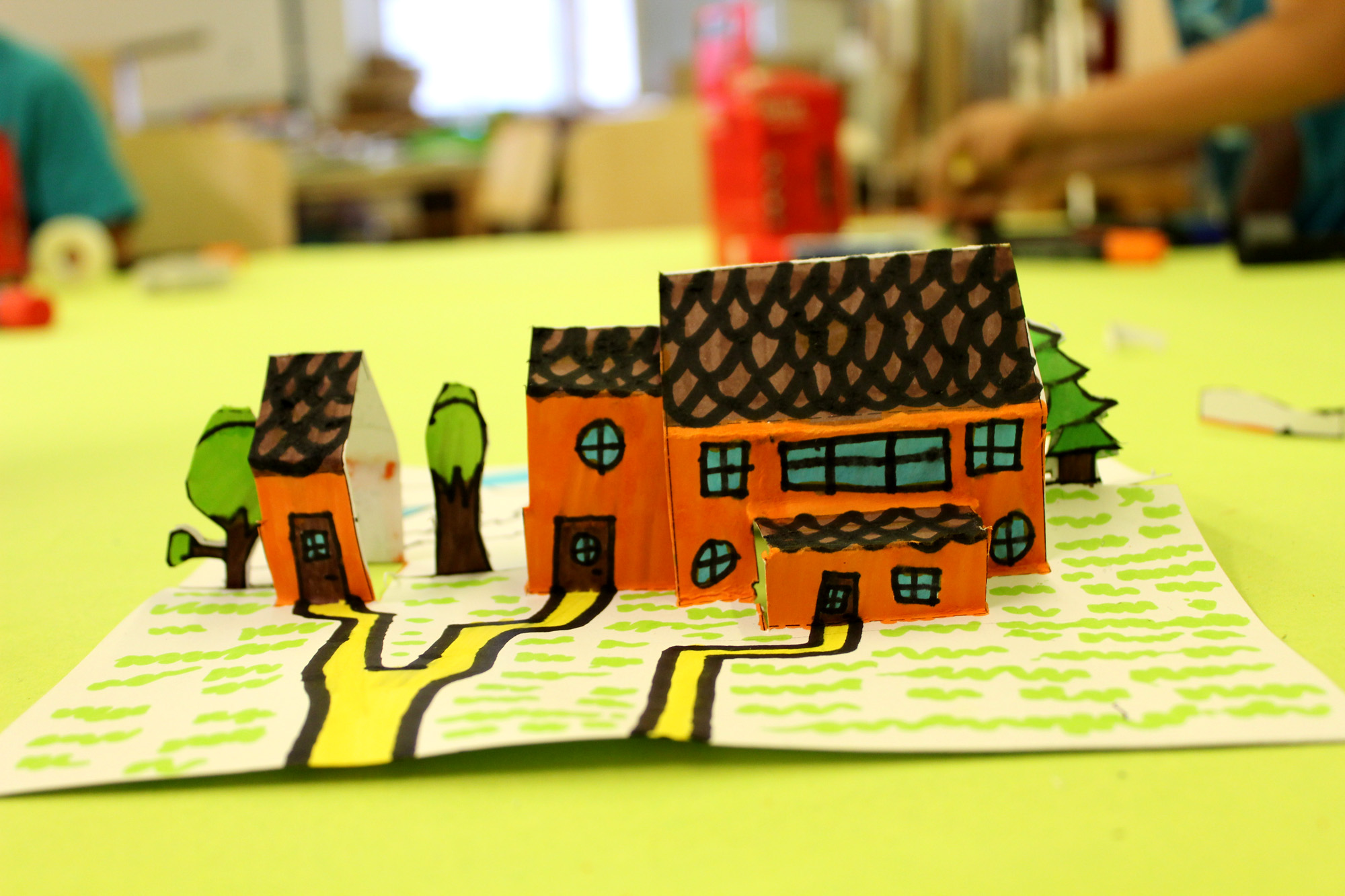 Play, create & succeed with Arkki@home projects!