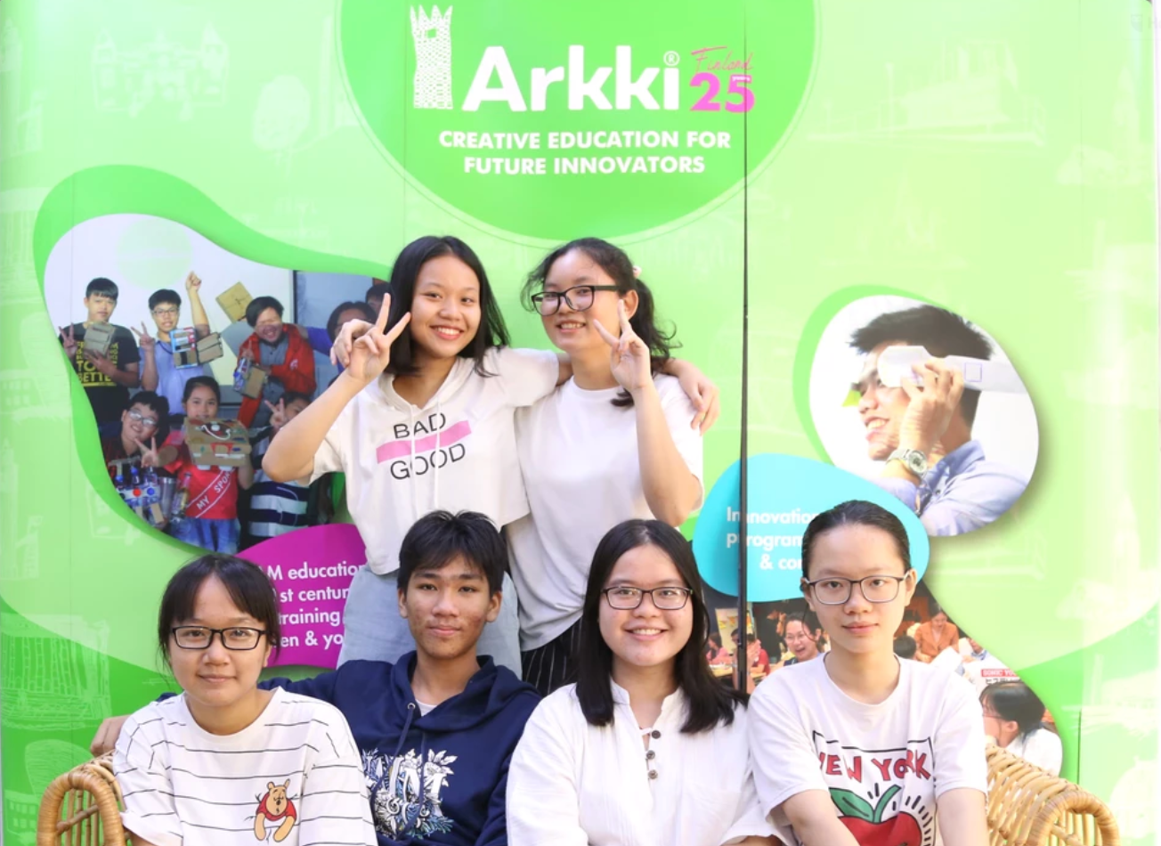 arkki future u social innovation projects vietnam