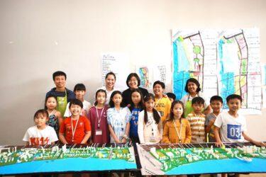 Arkki kids urban design campus Bangkok