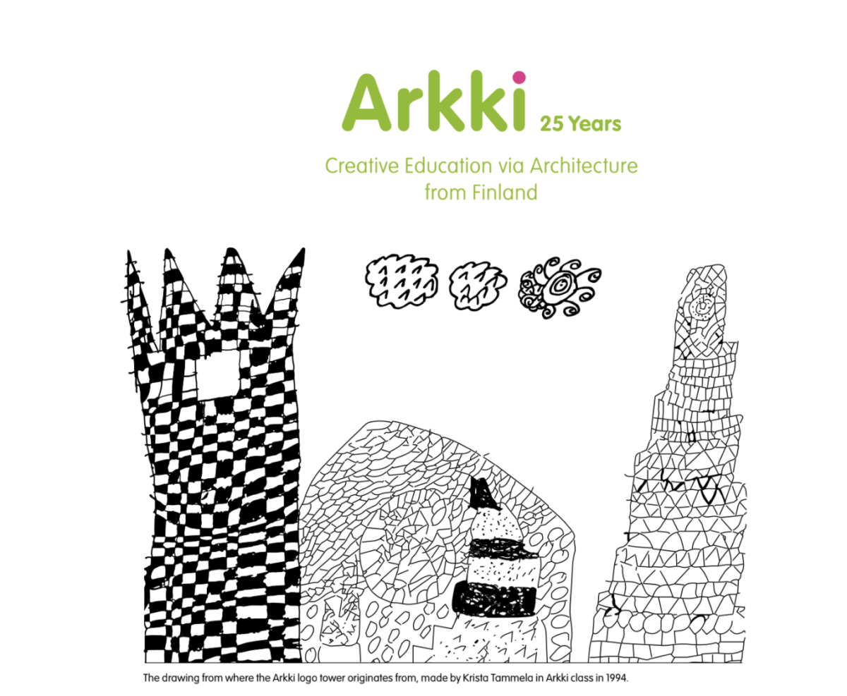 """Arkki 25 years"" book now available at Booky"